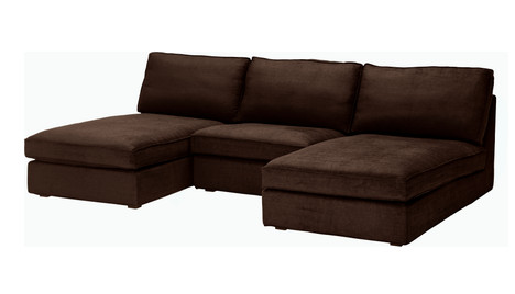 Mancave makeovers upgrade your couch the frugal for Chaise urban ikea