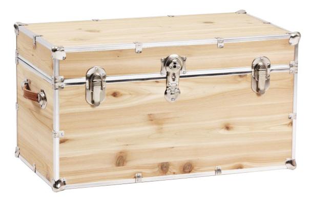 Cedar Trunk, $139.95