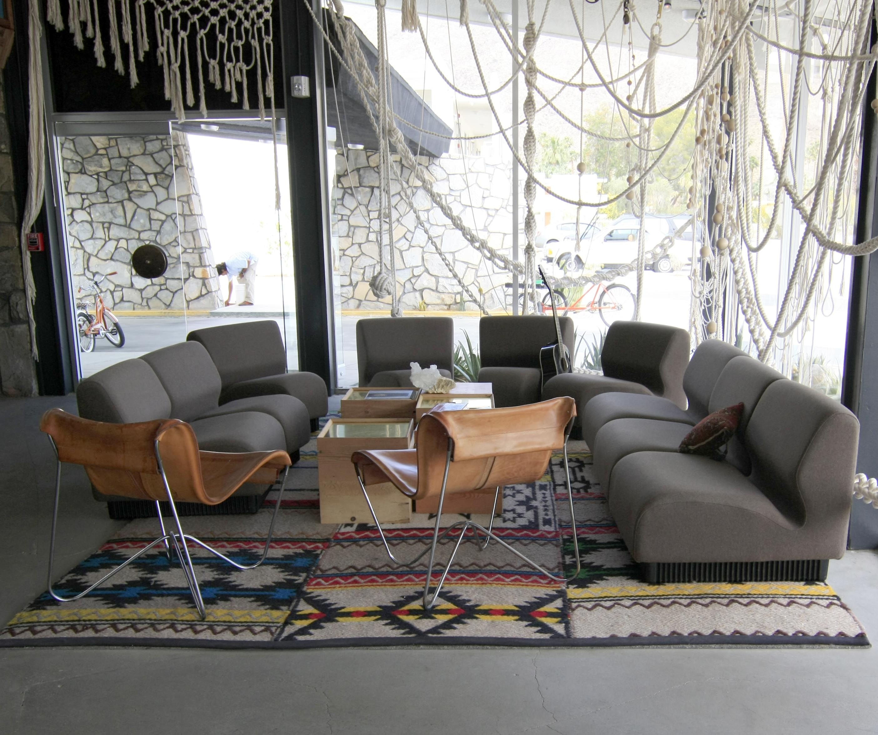 Get The Look Ace Hotel Palm Springs The Frugal Materialist The Frugal Materialist Interior