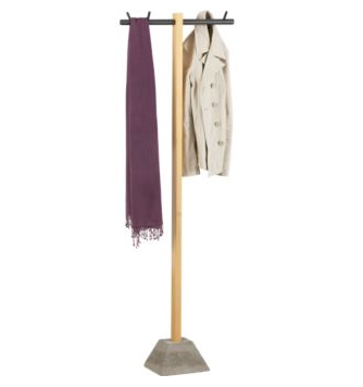 COOL FREESTANDING COAT RACKS THE FRUGAL MATERIALIST THE