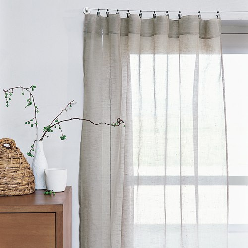 SHOPPING GUIDE: SHEER LINEN DRAPES Â« THE FRUGAL MATERIALIST THE ...