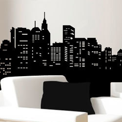 New York City Wall Decal Part 10