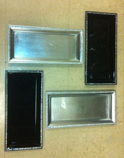 studded trays