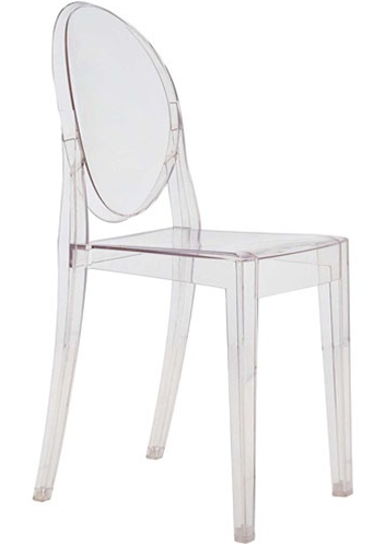 Ghost Chair - InStyle Modern, $115