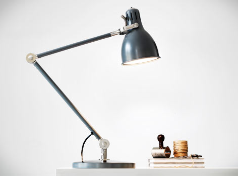 Ardod Work Lamp - Ikea, $39.99
