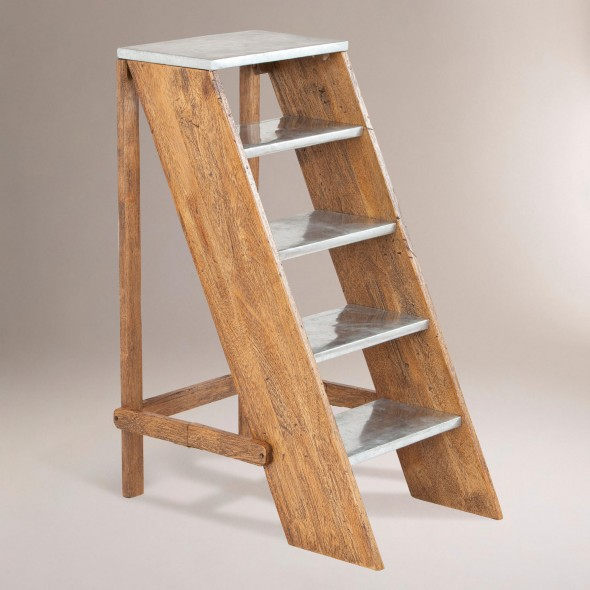 davis accent ladder - world market, $89.99