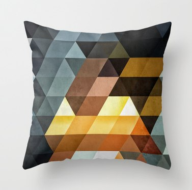 gyld^pyrymyd pillow cover, $20