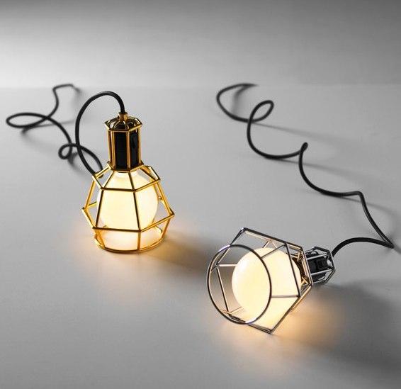 Work Lamp, $99