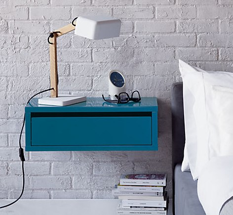 bruno task lamp, $79.95