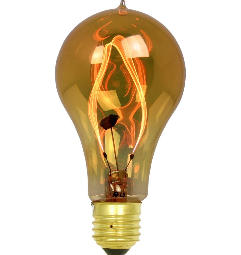 Carbon-filament Flicker Bulb, $15