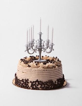 Cake Candelabra, $8.00