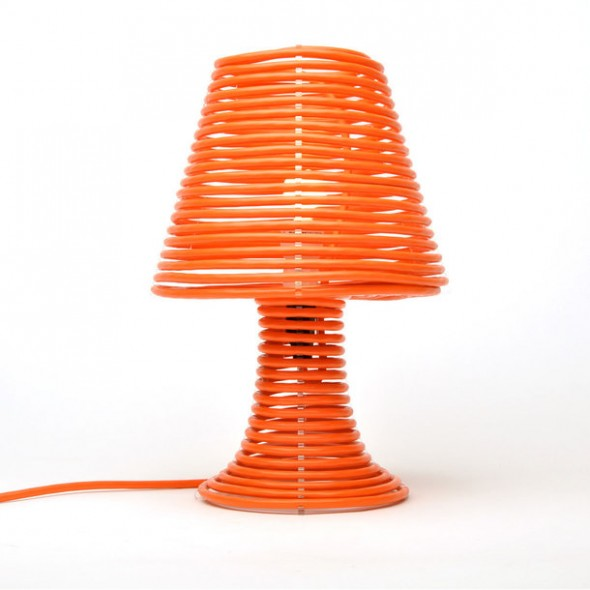 Coil Lamp by Craighton Berman
