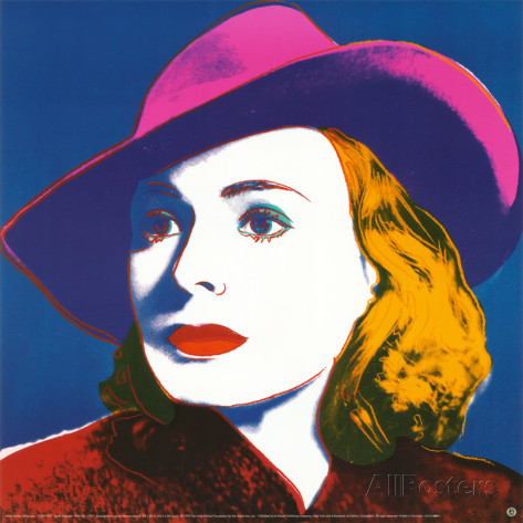Ingrid with Hat, $45